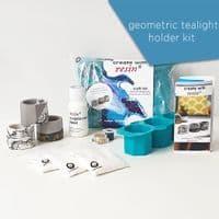 JESMONITE AC300 Starter Kit: Make 3 Tealight Holders or Planter Pots